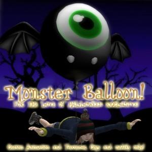 Tweedle-Monster Balloon